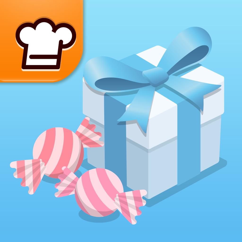 ホワイトデーパッド -手作りお菓子レシピを簡単検索